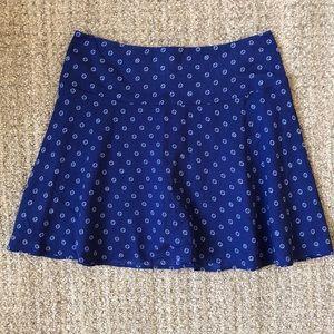 NEW Lilly Pulitzer Button Print Charleston Skirt
